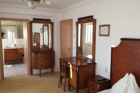 Serviced french style apartment in quiet area