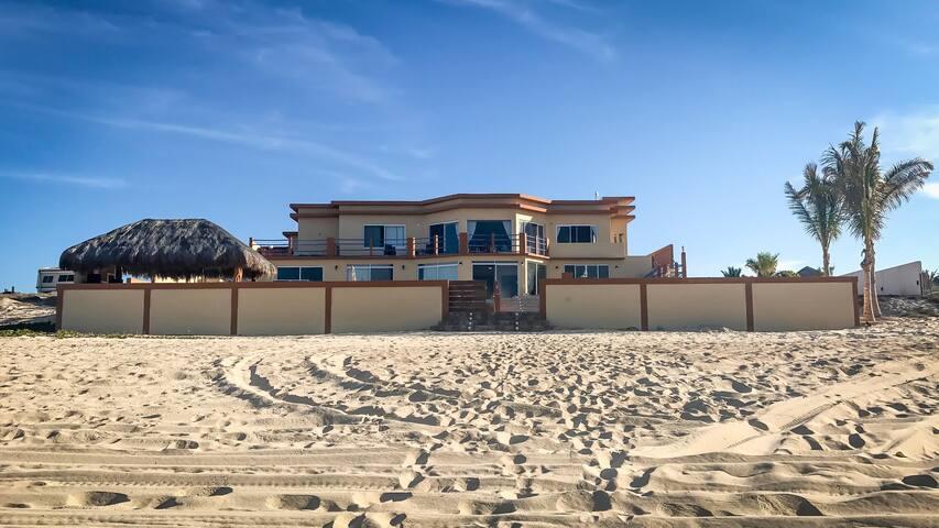 Villa-Brisa,    Luxury private beachfront home