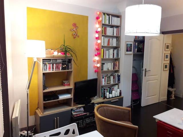 Nice 2-rooms appartment - Edith Piaf square - Paris - Apartamento