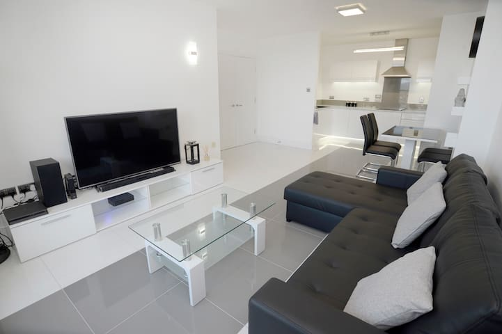 Brand New Contemporary 2 Bedroom Apartment 2020
