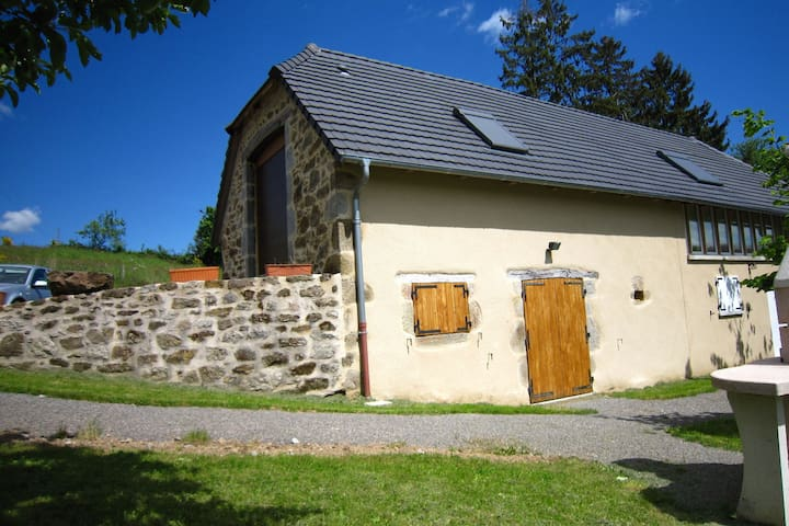 Old farmhouse in the Cantal many outdoor activities available in the area