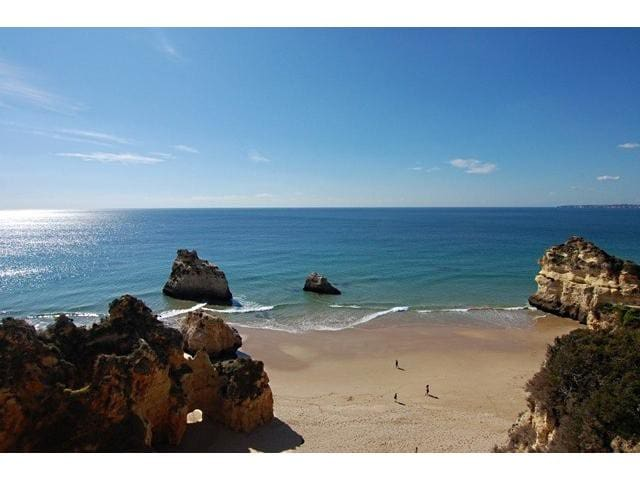 Beachfront Resort Prainha Sunny apartment - Alvor