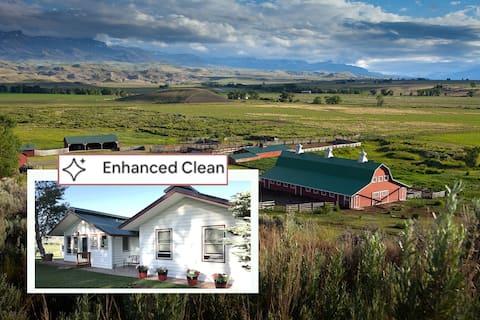 The Chalet @ The Diamond Bar Ranch