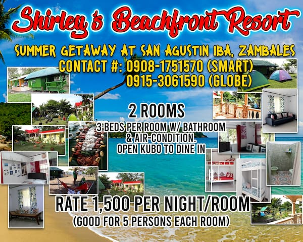 Shirley's BeachFront Resort