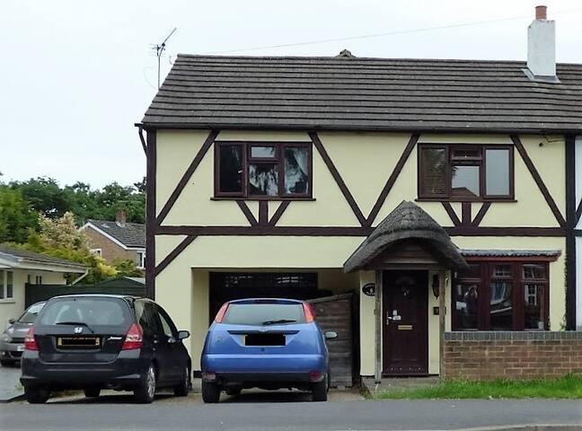 Double room - Farnborough - Huis