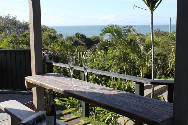 Sea view garden - Sunrise Beach - Bungalow