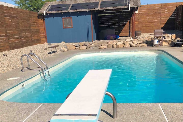 Convenient & Updated Mid Century Stunner! W/Pool