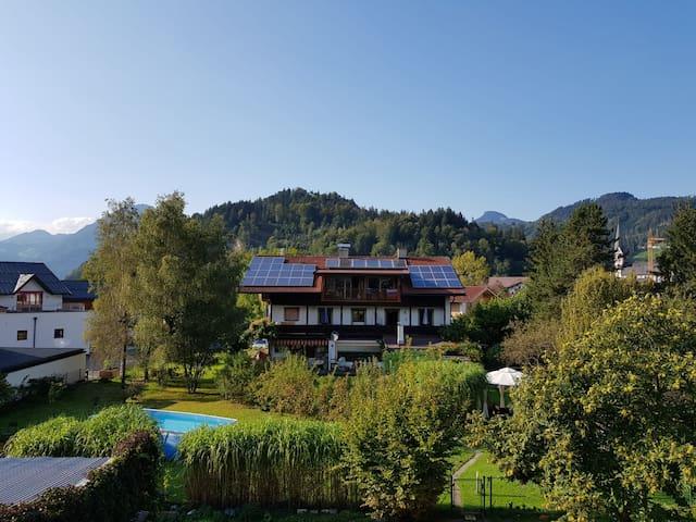 Landhaus Kitzbichler, Idylle in den Bergen