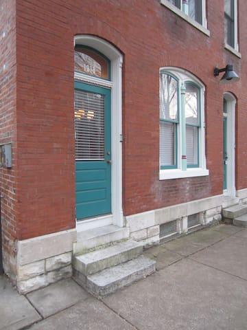 Urban Oasis - St. Louis - Wohnung