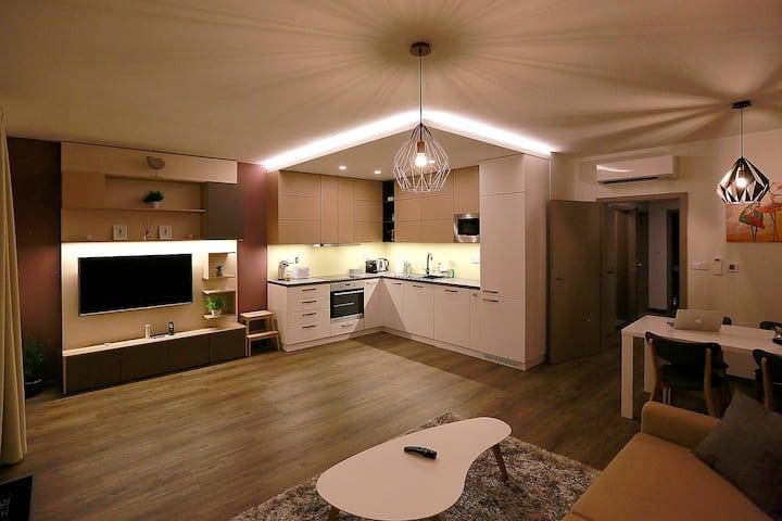 """Apartment """"Barcelona"""" - Poděbrady"""