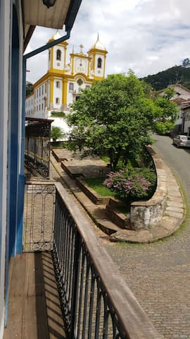 Casa da Varanda - Ouro Preto - Hus