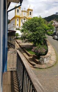 Casa da Varanda - Ouro Preto