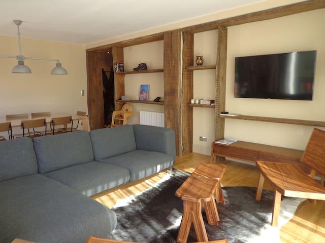 Appartement proche remontées Aravet - La Salle-les-Alpes - Wohnung