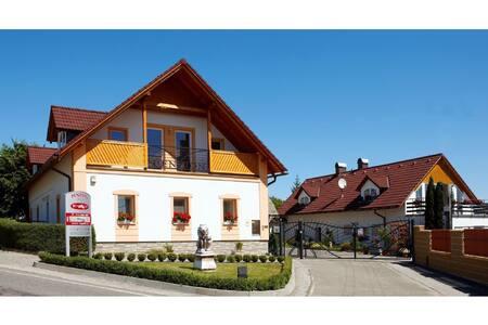 Penzion Rogallo v Hořičkách