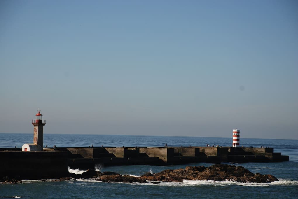 Foz Light house