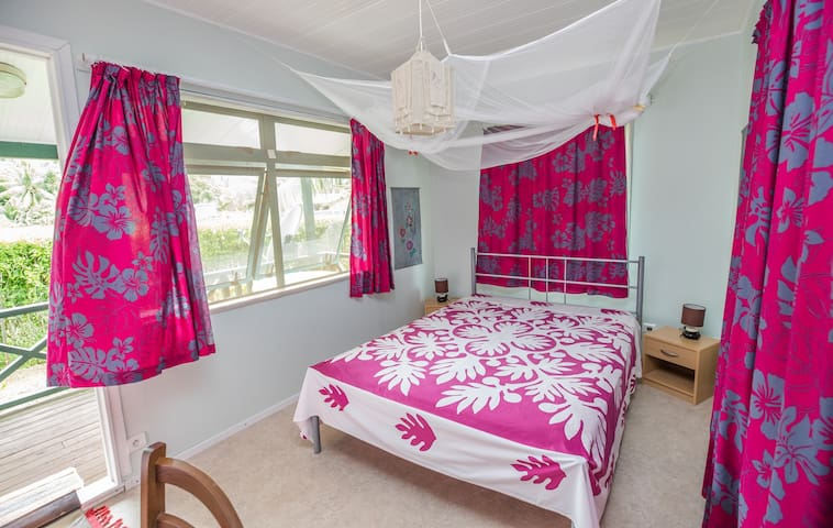Double room-Traditional-Private Bathroom-No view-HIBISCUS