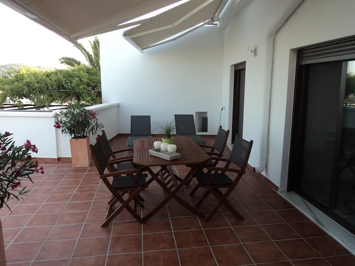 Preciosa y acogedora casa en la Villa de Níjar
