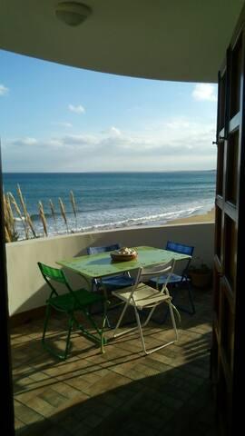 Villa Ansamore in riva al mare - Lido di Noto - Apartamento