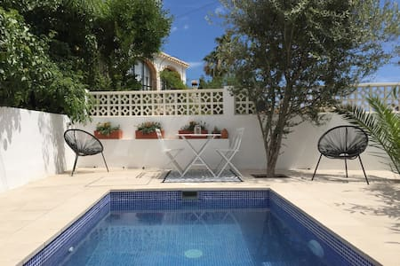 Casa Pera – a stylish garden apartment in Javea