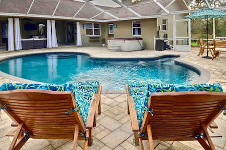 Citrus Hills Estates-Private 2 Bedroom Pool Suite