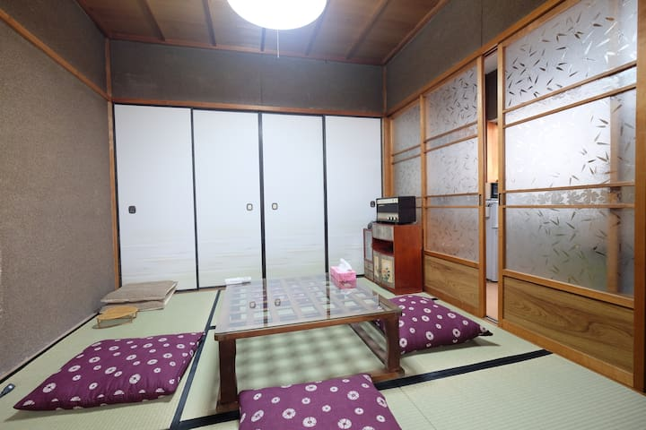 Geisha lived house/super market&sentou nearby - Kanazawa-shi - Hus
