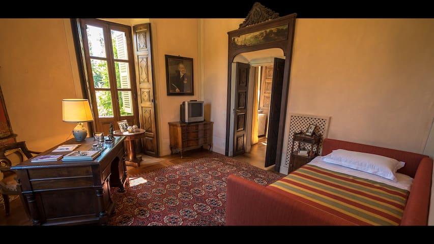 Camera Singola in Villa - Camera del Conte