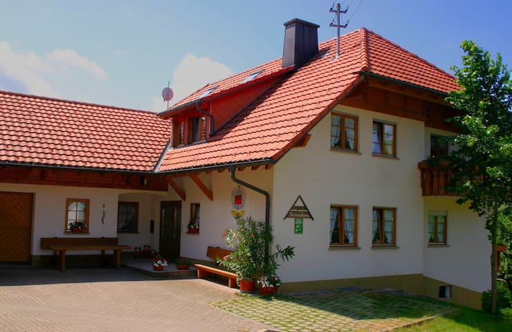 Ferienhof Eckert auf dem Bauernhof