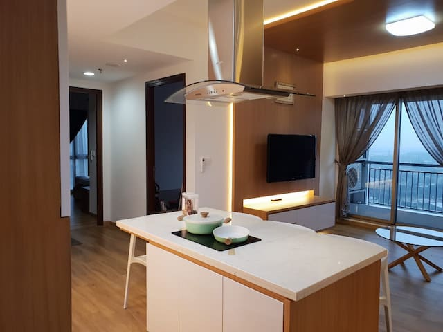 Comfy and Cozy Apartment in Gading Serpong