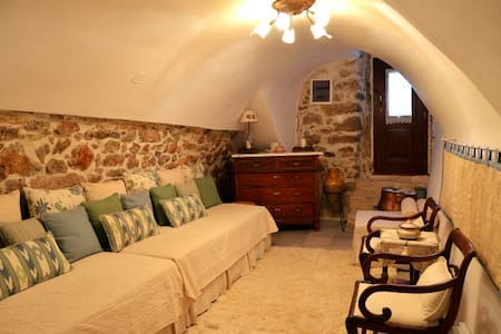παραδοσιακή κατοικία «Δέσποινα» - Agios Georgios Sikousis