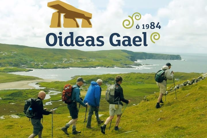 Oideas Gael Gleann Fhinne - 10min drive to Cloghan