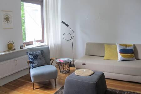 grosszügige Altbauwohnung in zentraler Lage - Hamburg - Apartment