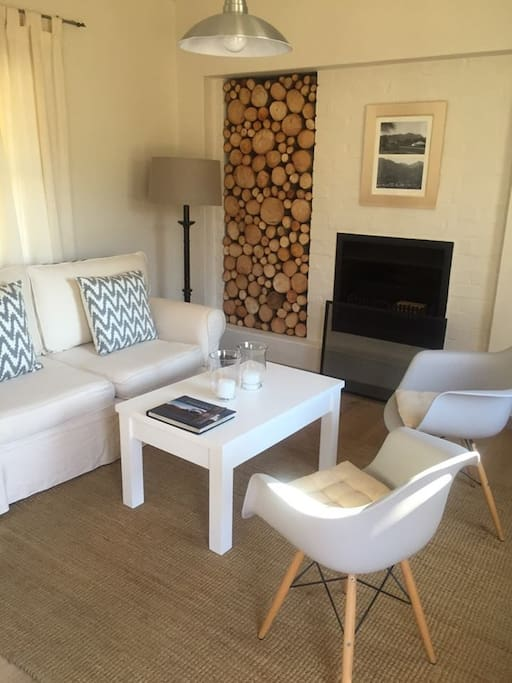 Lounge in Marron Cottage