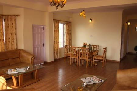 Serene| Mountain View| 3bhk Apt at quite location - Pis