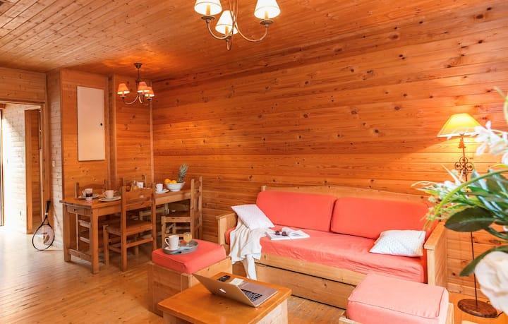 Au bord du Lac | Appart cosy en France + Piscine couverte chauffée