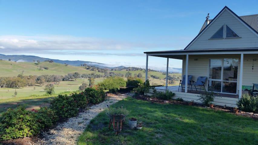 Hilltop View Cottage