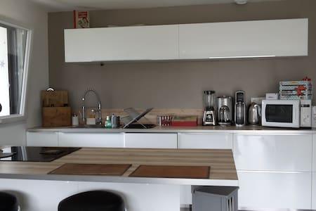 Maison 10' de Rennes 5' de Bruz - Laillé - Rumah