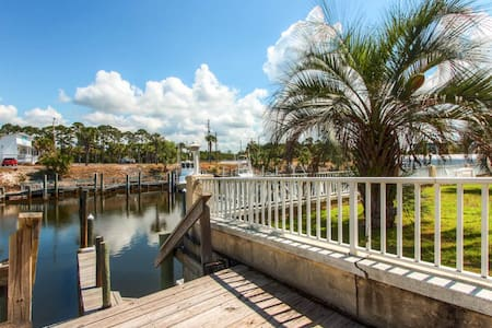 Blue Water 108D-2BR-AVAIL12/8-12/12 $665  -RealJOY Fun Pass -Boat Slip Included - Mexico Beach