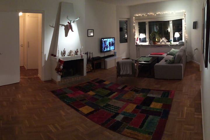 Perfect for families 15 min from central station - Stockholm - Lägenhet