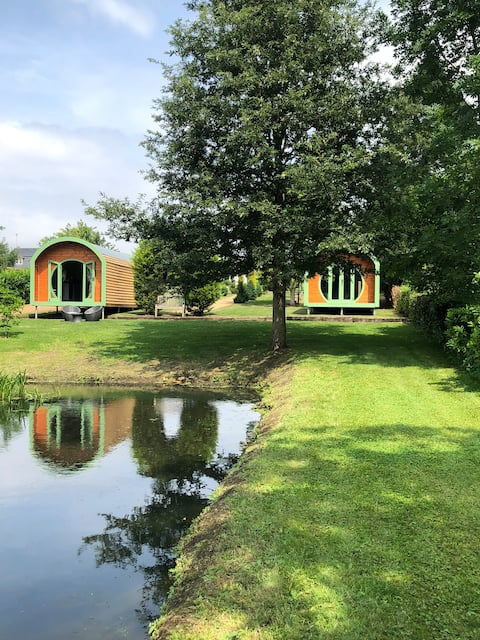 The Otters Holt - Glamping Pod