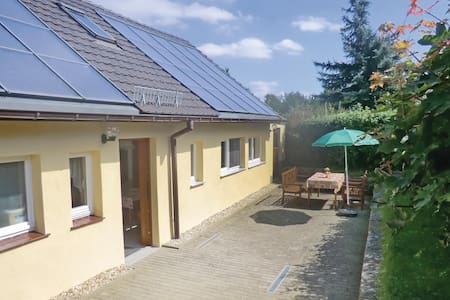 Holiday cottage with 2 bedrooms on 75m² in Stolpen, Ot Lauterbach