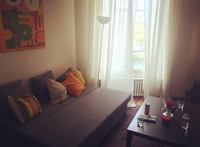 Trocadéro - Grand et bel appartement moderne - Parijs - Appartement
