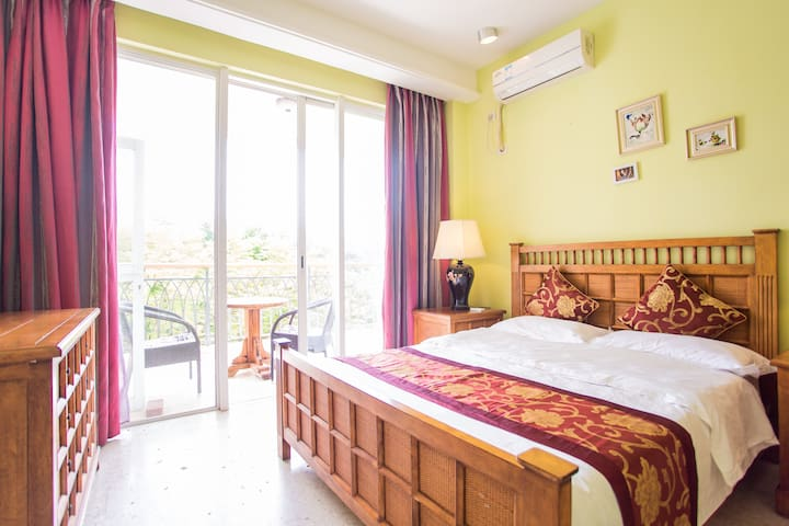 三亚阳光假日度假公寓亚龙湾豪华二房一厅 - Sanya Shi - Apartamento