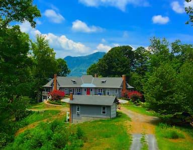 1920's Mountain Home