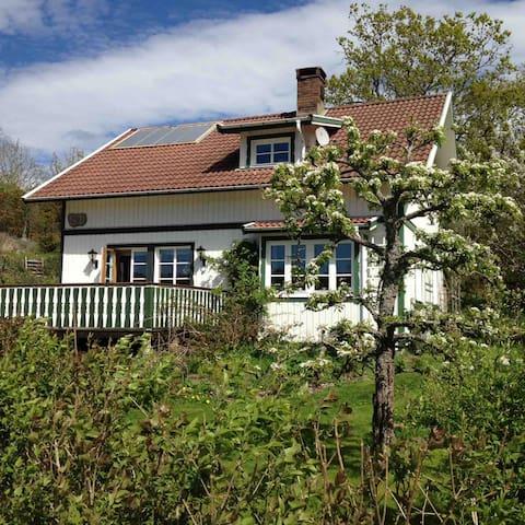 Villa på Rossö, Strömstad