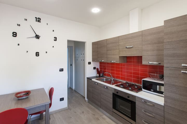 Two-room apartment in city center - Torino - Apartment