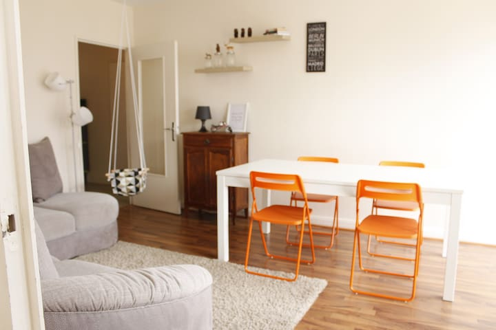 Apartamento calmo e luminoso - Saint-Germain-en-Laye - Apartmen