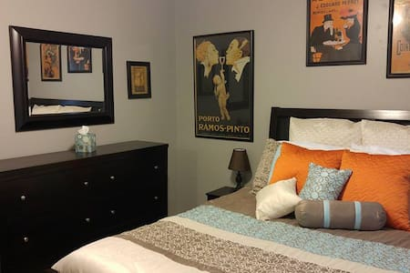 Immaculate Midtown home - bedroom #2 - Huis