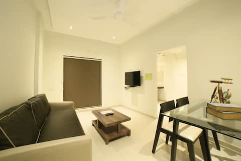 Peaceful living at your private apartment