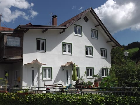 Holiday apartment at the Argen