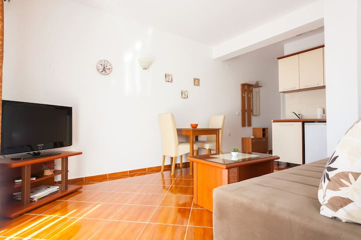 Sunny Orange / one bedroom sea view - Kotor - 아파트